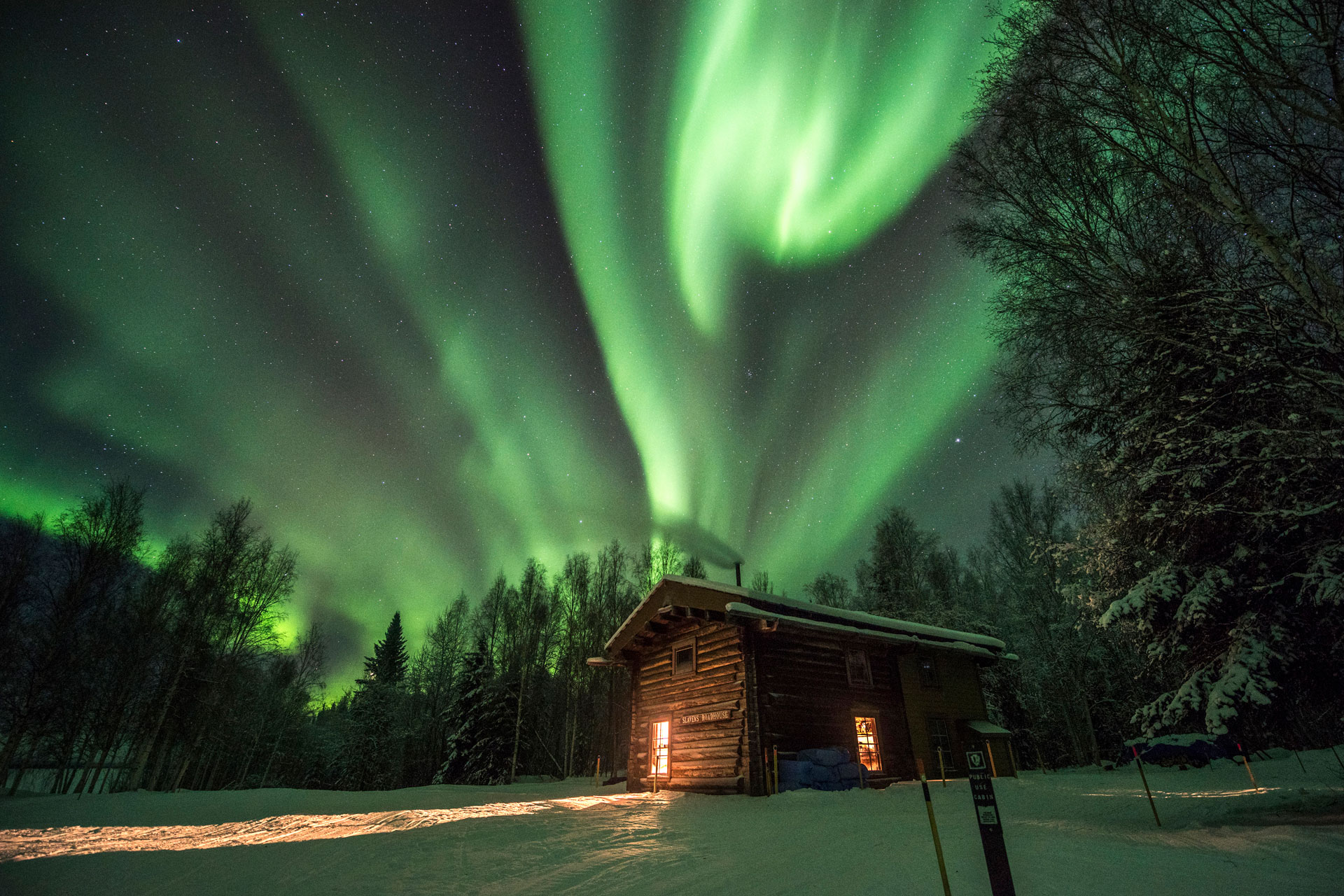 Airglow Films | Northern Lights Picture
